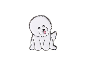 BICHON-BADGE