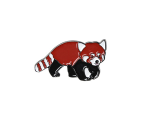 RED PANDA-BADGE